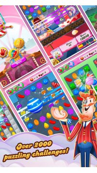 Candy Crush Saga Screenshot - 3
