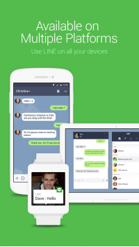 LINE: Free Calls & Messages Screenshot - 4