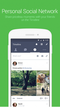 LINE: Free Calls & Messages Screenshot - 5