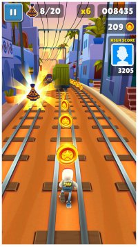 Subway Surfers Screenshot - 1