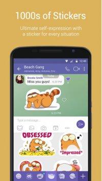Viber Messenger Screenshot - 4