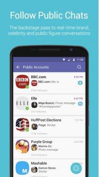 Viber Messenger Screenshot - 2