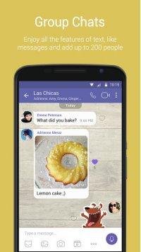 Viber Messenger Screenshot - 1