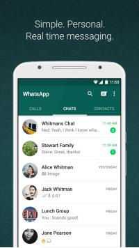 WhatsApp Messenger Screenshot - 7