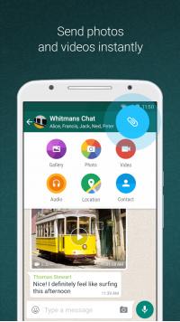 WhatsApp Messenger Screenshot - 6